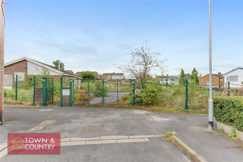 Land for sale - Melwood Close, Penyffordd, Chester