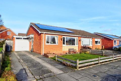 2 bedroom semi-detached bungalow to rent - Agricola Gardens, Hadrian Park, Wallsend