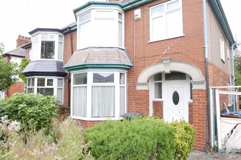 3 bedroom semi-detached house to rent - 15 Allderidge Avenue, Hull, HU5 4EG
