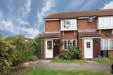 2 bedroom end of terrace house for sale - Malham Close, Luton, Bedfordshire