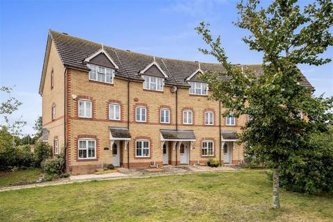 3 bedroom townhouse for sale - John Dutton Way, Ashford, Kent