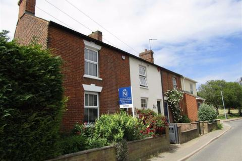 2 bedroom end of terrace house for sale - Oughton Head Way, Hitchin, SG5
