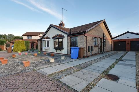 2 bedroom bungalow for sale - Lombardy Close, Hull, East Yorkshire, HU5