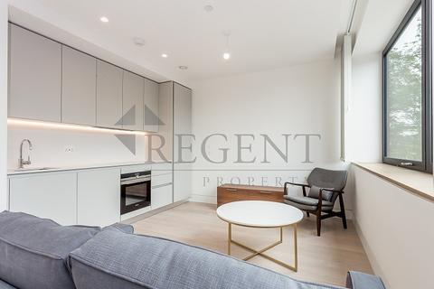 Studio to rent - Duo Tower, Hoxton Press, N1
