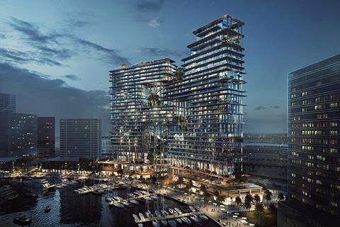 4 bedroom apartment - Dubai