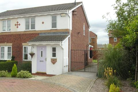 3 bedroom semi-detached house to rent - Fulham Park, Scartho Top, Grimsby, N E Lincs, DN33