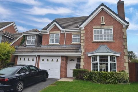 5 bedroom detached house for sale - Barnhill Grove, Derby, Derbyshire, DE23