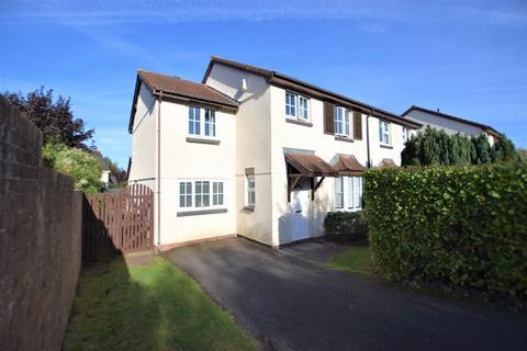4 bedroom semi-detached house for sale - Hammond Croft Way, Alphington, EX2