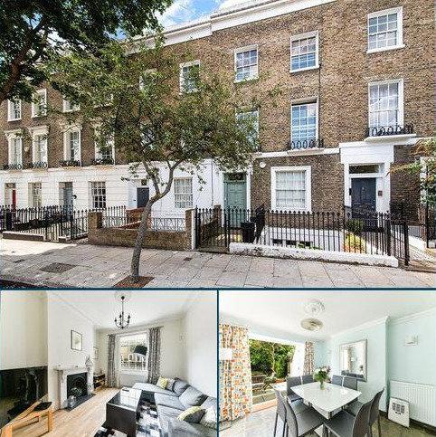 3 bedroom terraced house for sale - Hemingford Road, London, N1