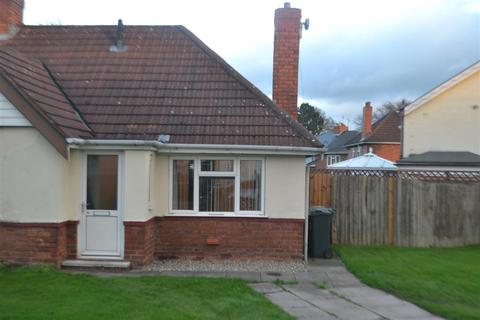 1 bedroom bungalow to rent - Oswin Place, Walsall