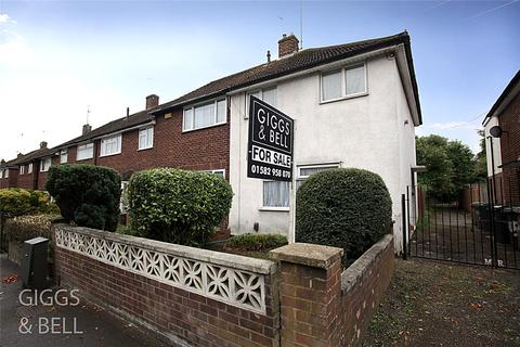 2 bedroom end of terrace house for sale - Dallow Road, Luton, Bedfordshire, LU1