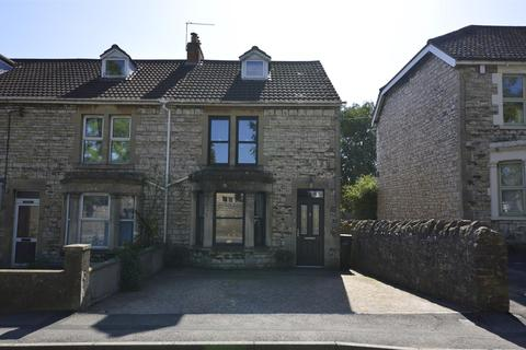 3 bedroom end of terrace house to rent - North Road, Midsomer Norton, RADSTOCK, Somerset