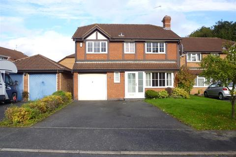 4 bedroom detached house to rent - Elmbridge Drive, Shirley, B90 4YP