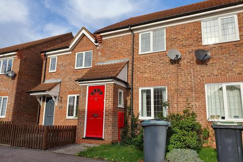 2 bedroom terraced house to rent - The Meadows, Flitwick, MK45