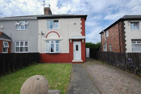 2 bedroom semi-detached house to rent - Ogle Grove, Jarrow