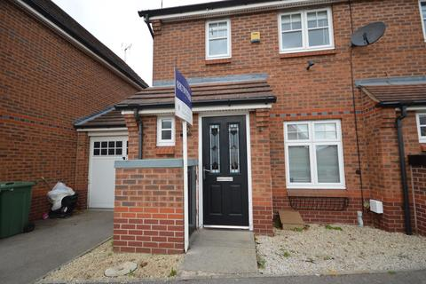 2 bedroom townhouse to rent - Packhorse Drive, Enderby, Leicester, LE19 2RP