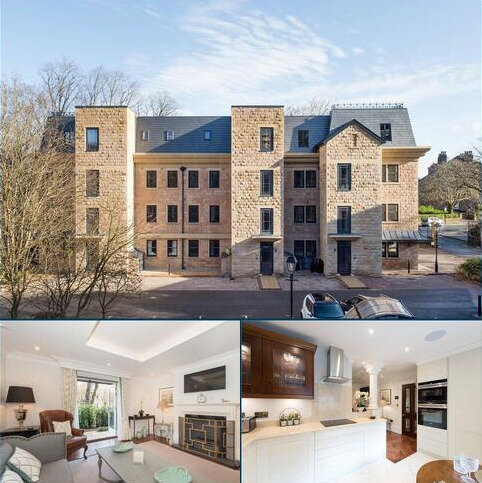 3 bedroom flat for sale - Clarence Drive, Harrogate, North Yorkshire, HG1