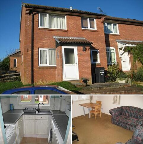 1 bedroom end of terrace house to rent - Gainsborough Way, Yeovil BA21