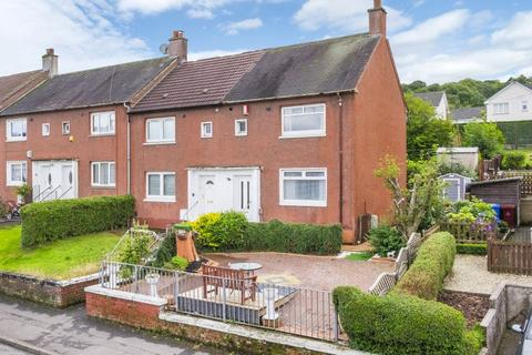 2 bedroom end of terrace house for sale - 34 Trossachs Road, Rutherglen, Glasgow, G73 5LB
