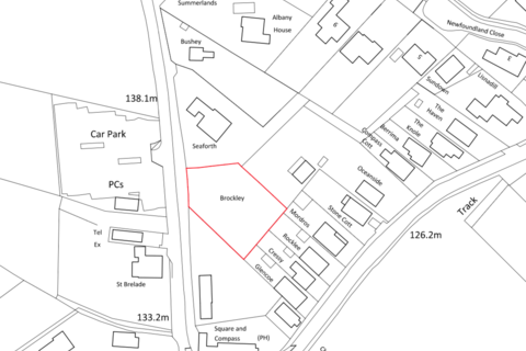 3 bedroom property with land for sale - WORTH MATRAVERS