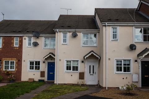 2 bedroom terraced house for sale - Bellasis Street, Stafford, Staffordshire, ST16 3DD