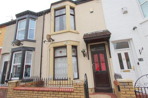 3 bedroom terraced house for sale - June Road, Anfield, Liverpool