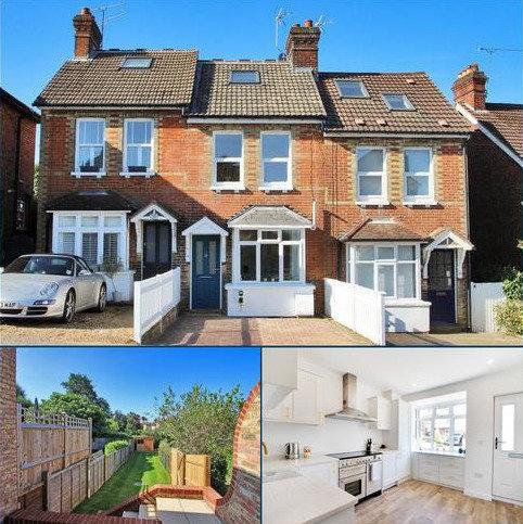 3 bedroom terraced house for sale - Quakers Hall Lane, Sevenoaks, Kent, TN13