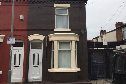 2 bedroom terraced house to rent - Bardsay Road, Liverpool, Merseyside, L4