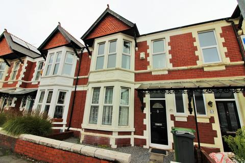 4 bedroom terraced house to rent - Laytonia Avenue, Cardiff