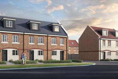 3 bedroom semi-detached house to rent - The Canterbury- Plot 1, Cathedral Gates, Chilton, Durham