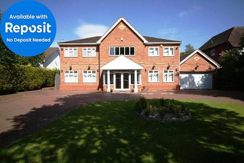 5 bedroom detached house to rent - Alderbrook Road, SOLIHULL, West Midlands, B91
