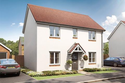3 bedroom detached house for sale - Quantock View, Cotford St. Luke, Taunton, Somerset, TA4