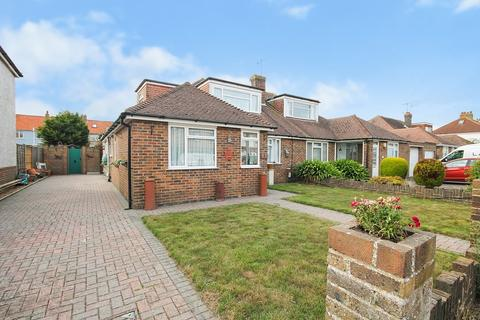4 bedroom semi-detached bungalow for sale - Orchard Avenue, Lancing BN15 9EB