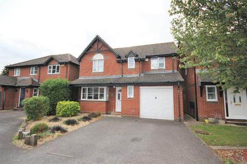 4 bedroom detached house for sale - Topiary Gardens, Locks Heath