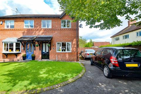 3 bedroom semi-detached house for sale - Potters Way, Buckley