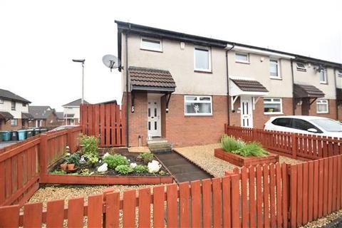 2 bedroom end of terrace house for sale - Arnott Quadrant, Motherwell, ML1 3TQ
