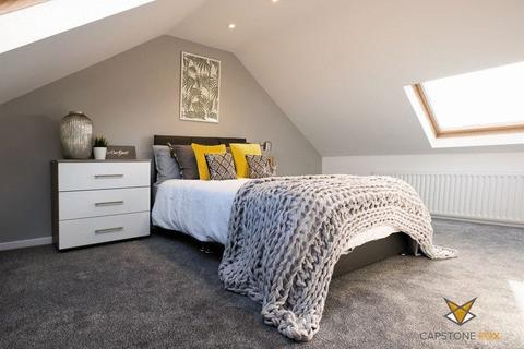 4 bedroom house share to rent - Double rooms to rent in fully refurbished four bed, four bath house on Caris Street, Gateshead