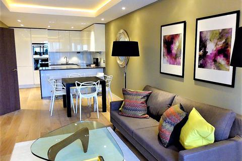 1 bedroom apartment for sale - Brunwick House, Fulham Reach, Parr's Way, Hammersmith, W6