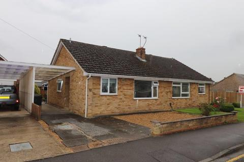 2 bedroom semi-detached bungalow for sale - Elgin Drive, Melton Mowbray