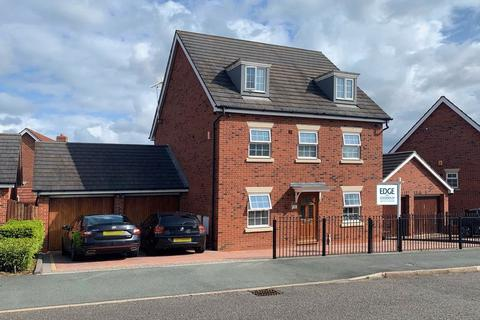 5 bedroom detached house for sale - St Augustines Drive, Wychwood Village, Weston, Cheshire