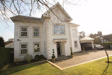 5 bedroom detached house for sale - Hawley Lane, Hale Barns