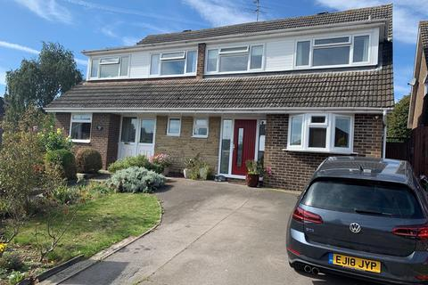 4 bedroom semi-detached house for sale - Julian Close, Broomfield, Chelmsford, CM1