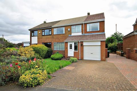 4 bedroom semi-detached house to rent - Mitford Close, High Shincliffe, Durham