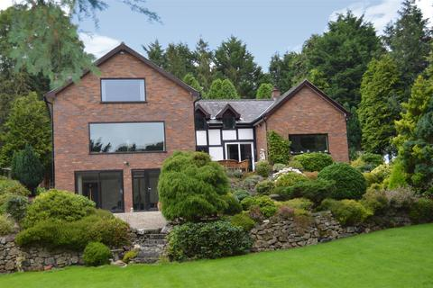 5 bedroom detached house for sale - River Woods, Llanyblodwel, Oswestry, SY10 8ND