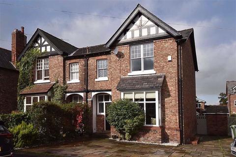 3 bedroom semi-detached house for sale - South Grove, Alderley Edge
