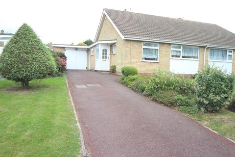 2 bedroom semi-detached bungalow for sale - Stoneygate Drive, Hinckley