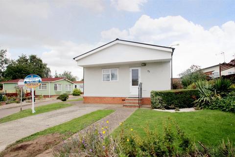 2 bedroom park home for sale - New Green Park, Wyken Croft, Wyken, Coventry, CV2 1HR
