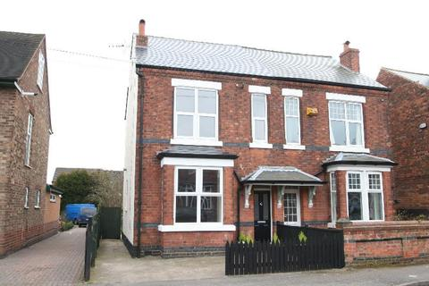 3 bedroom semi-detached house to rent - Norman Road, Mapperley Border, Nottingham