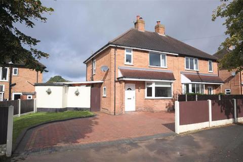 3 bedroom semi-detached house for sale - Abbotts Road, Leek