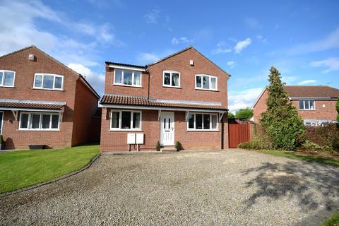 4 bedroom detached house for sale - Dee Close, York, YO24 2XP